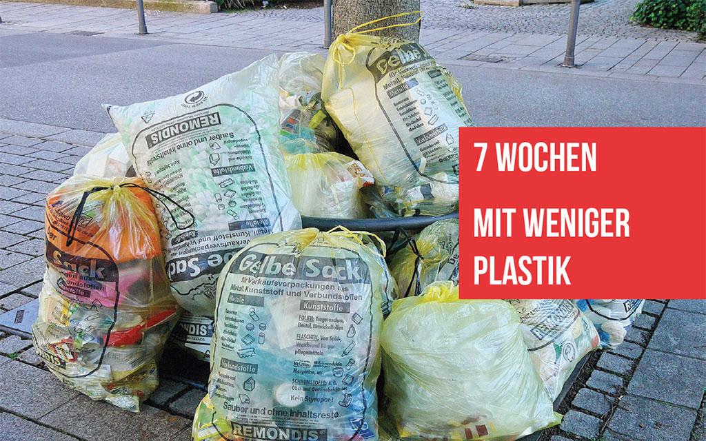 Plastik-Challenge
